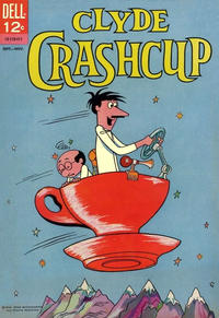 Cover Thumbnail for Clyde Crashcup (Dell, 1963 series) #5