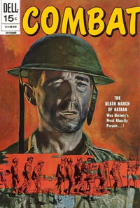 Cover Thumbnail for Combat (Dell, 1961 series) #29
