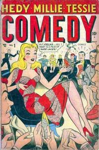 Cover Thumbnail for Comedy Comics (Marvel, 1948 series) #1