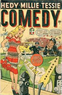 Cover Thumbnail for Comedy Comics (Marvel, 1948 series) #2