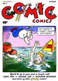 Cover Thumbnail for Comic Comics (Fawcett, 1946 series) #6