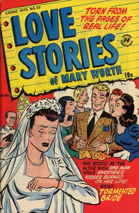 Cover Thumbnail for Harvey Comics Hits (Harvey, 1951 series) #55