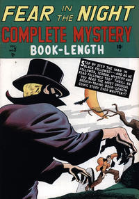 Cover Thumbnail for Complete Mystery (Marvel, 1948 series) #3