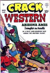 Cover Thumbnail for Crack Western (Quality Comics, 1949 series) #65