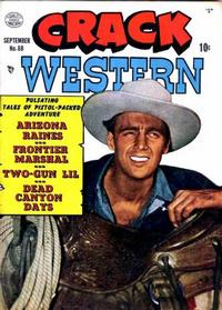 Cover Thumbnail for Crack Western (Quality Comics, 1949 series) #68