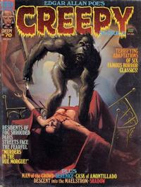 Cover Thumbnail for Creepy (Warren, 1964 series) #70