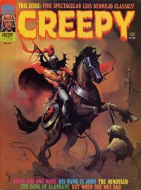 Cover Thumbnail for Creepy (Warren, 1964 series) #71