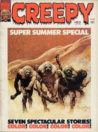 Cover Thumbnail for Creepy (Warren, 1964 series) #83