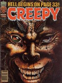 Cover Thumbnail for Creepy (Warren, 1964 series) #110
