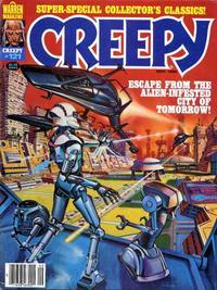 Cover for Creepy (Warren, 1964 series) #121