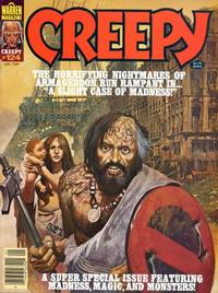 Cover Thumbnail for Creepy (Warren, 1964 series) #124