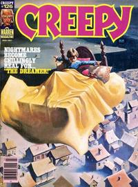 Cover Thumbnail for Creepy (Warren, 1964 series) #126