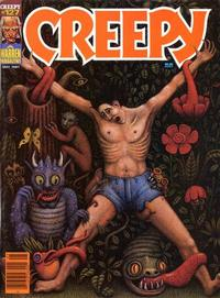 Cover for Creepy (Warren, 1964 series) #127