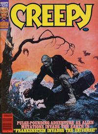 Cover Thumbnail for Creepy (Warren, 1964 series) #128