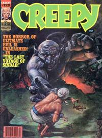 Cover for Creepy (Warren, 1964 series) #129