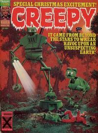 Cover for Creepy (Warren, 1964 series) #135