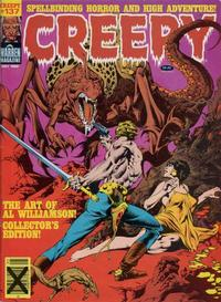 Cover for Creepy (Warren, 1964 series) #137