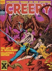 Cover Thumbnail for Creepy (Warren, 1964 series) #137