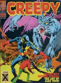 Cover Thumbnail for Creepy (Warren, 1964 series) #139 [Direct Edition]