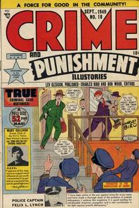 Cover Thumbnail for Crime and Punishment (Lev Gleason, 1948 series) #18