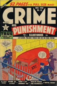 Cover Thumbnail for Crime and Punishment (Lev Gleason, 1948 series) #32