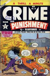 Cover Thumbnail for Crime and Punishment (Lev Gleason, 1948 series) #44