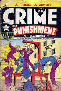 Cover Thumbnail for Crime and Punishment (Lev Gleason, 1948 series) #47