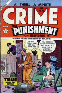 Cover Thumbnail for Crime and Punishment (Lev Gleason, 1948 series) #65