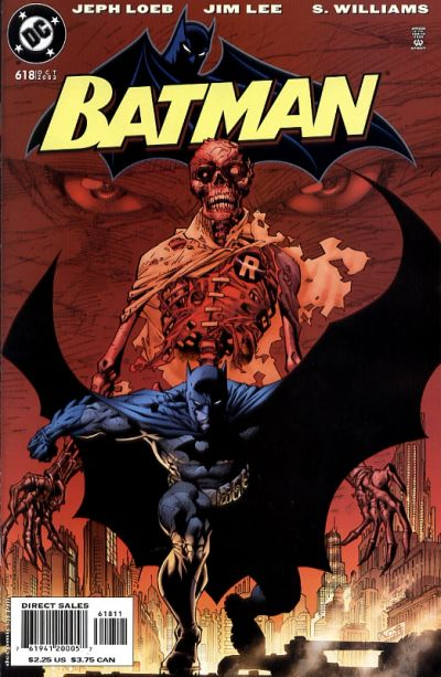 Cover for Batman (DC, 1940 series) #618