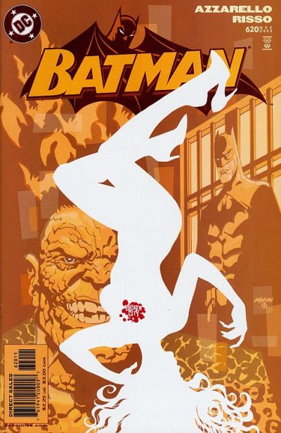 Cover for Batman (DC, 1940 series) #620 [Newsstand]