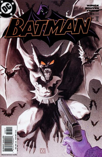 Cover for Batman (DC, 1940 series) #626
