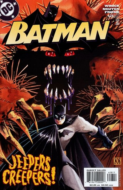 Cover for Batman (DC, 1940 series) #628 [Direct Edition]
