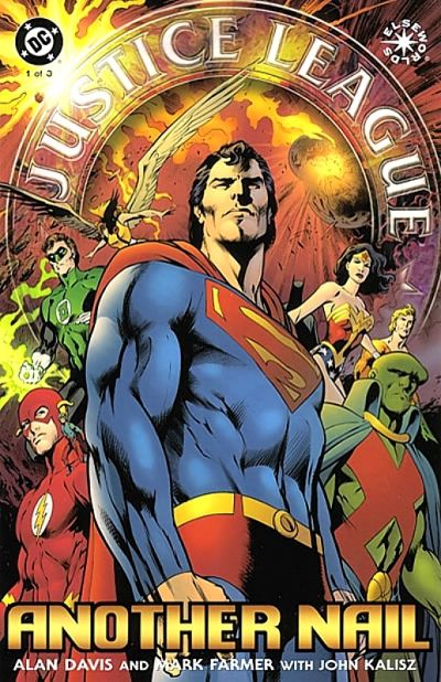Cover for Justice League of America: Another Nail (DC, 2004 series) #1