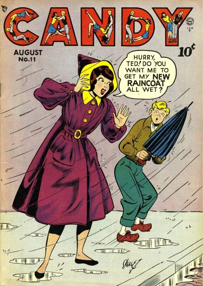 Cover for Candy (Quality Comics, 1947 series) #11