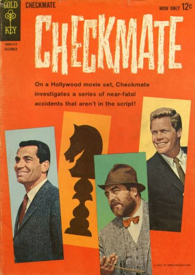 Cover for Checkmate (Western, 1962 series) #2