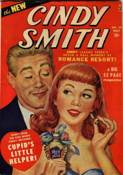 Cover for Cindy Smith (Marvel, 1950 series) #39