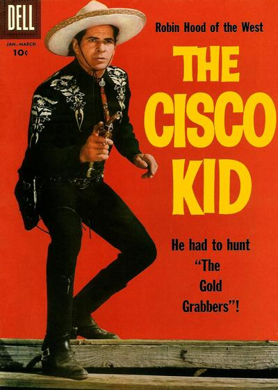 Cover for The Cisco Kid (Dell, 1951 series) #38