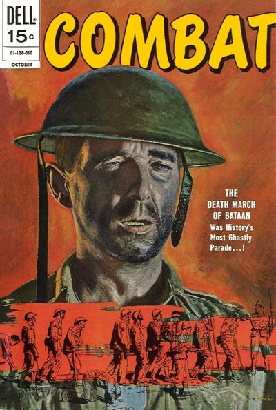Cover for Combat (Dell, 1961 series) #29