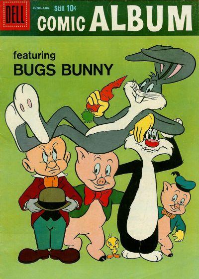 Cover for Comic Album (Dell, 1958 series) #10