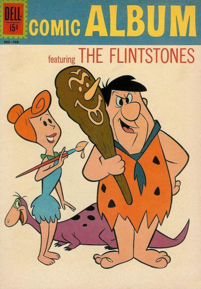 Cover for Comic Album (Dell, 1958 series) #16