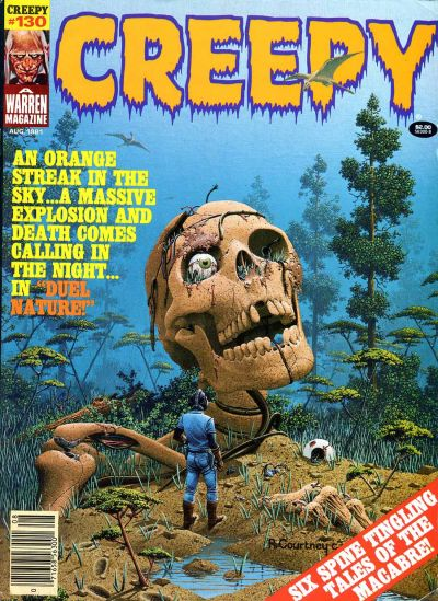 Cover for Creepy (Warren, 1964 series) #130