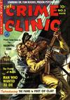 Cover for Crime Clinic (Ziff-Davis, 1951 series) #3