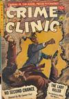 Cover for Crime Clinic (Ziff-Davis, 1951 series) #5