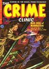 Cover for Crime Clinic (Ziff-Davis, 1951 series) #10 [1]