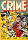 Cover for Crime Does Not Pay (Lev Gleason, 1942 series) #24