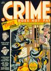 Cover for Crime Does Not Pay (Lev Gleason, 1942 series) #25
