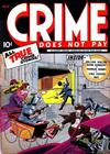Cover for Crime Does Not Pay (Lev Gleason, 1942 series) #31