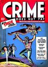 Cover for Crime Does Not Pay (Lev Gleason, 1942 series) #32