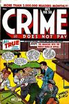 Cover for Crime Does Not Pay (Lev Gleason, 1942 series) #56