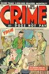 Cover for Crime Does Not Pay (Lev Gleason, 1942 series) #57